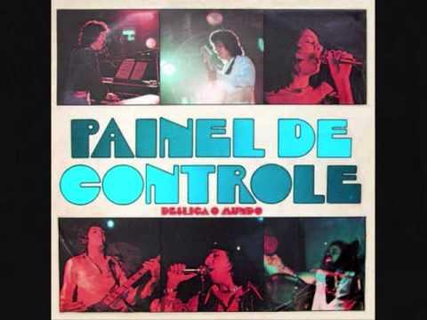 Painel De Controle Black Coco Coco Negro
