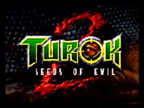 Turok 2 - River of Souls Metal Cover
