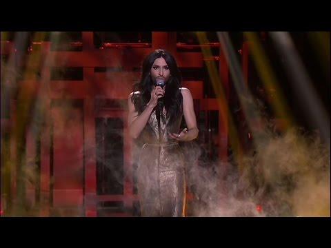 Cochita wurst - Öppningsnummer i finalen av Melodifestivalen 2015