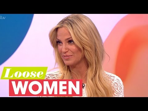 Sarah Harding On The Jump And Cheryl's Divorce | Loose Women