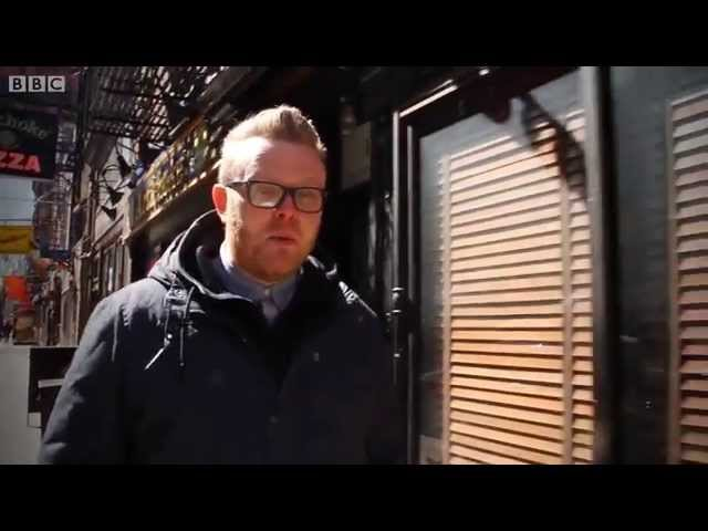Dylan Thomas: Once upon a time in America - BBC iWonder