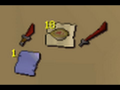 Runescape Sparc Mac's Recent Clue Results & Story Time!