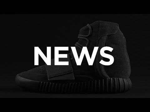 NEWS: Black Yeezy Boost 750, New Adidas NMD, Nike Roshe Two