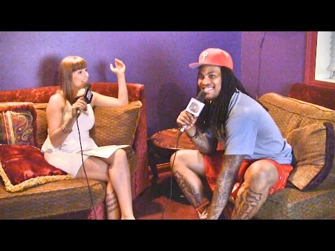 (Video) Waka Flocka Flame Explains The Issues On His Presidential Platform