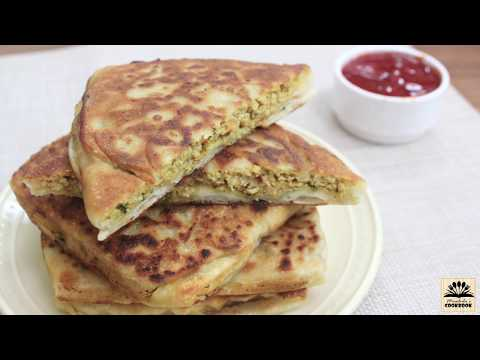 Chicken baida roti/ kheema baida roti || Chicken and egg roti