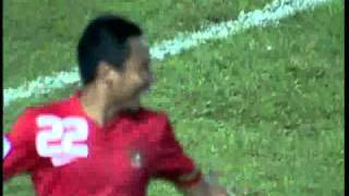 Indonesia vs Malaysia 5-1 AFF Suzuki Cup 2010