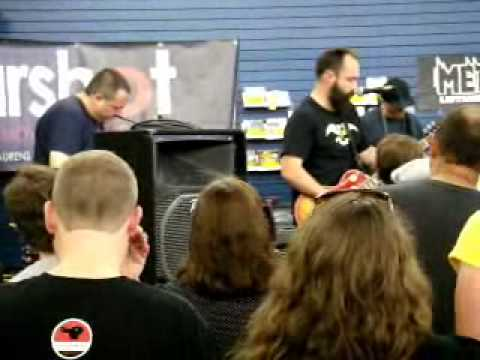 Clutch- In Store Performance - Earshot, Greenville, SC