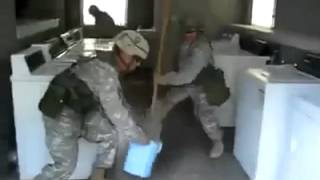 Download Bathroom Toilet Cleaner Military very funny army 3Gp Mp4