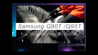 Samsung Q90T / Q95T | Full Review 2020 4K QLED