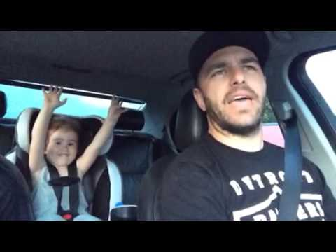 Let It Go Remix (dad And Daughter Duet In The Car) video