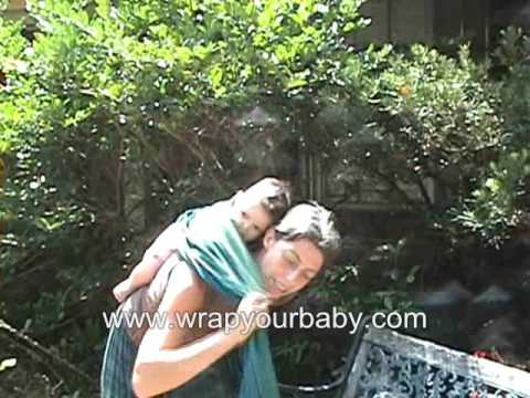 Reinforced Rear Rebozo Rucksack from Wrap Your Baby
