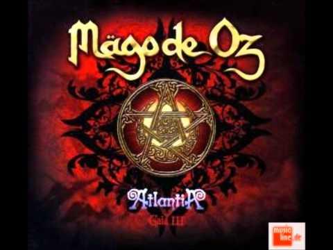 Mago de Oz - Mago de Oz-el latido de gaia(intro)- gaia III Atlantia
