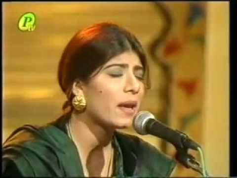 Dil Cheez Hai Kya Jana - Shabnam Majeed-Live Song