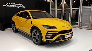 Autocar Performance Show 2018 Mumbai   Lamborghini Urus   Part 1