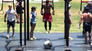 CrossFit Games 2014 MD 45-49 Day 3 Event 6