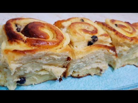 Творожные  булочки очень  вкусные / Tvorogli bulochkalar juddayam mazzali