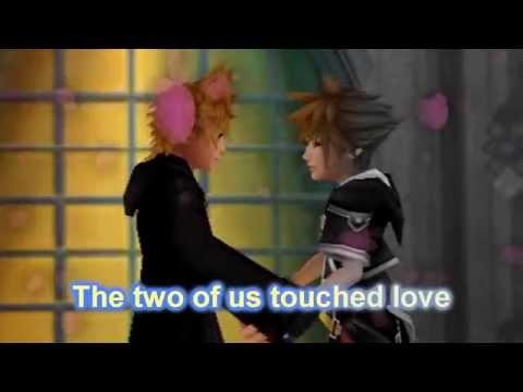 HEAVEN - Ayumi Hamasaki - Kingdom Hearts Music Video - Sora X Roxas (SoRoku)