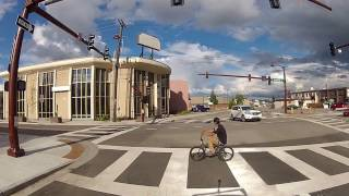 GoPro Downtown Fairbanks, Alaska 7-01-16