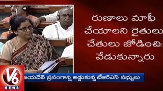 No Confidence Motion | Nirmala Sitharaman Speech, Defends BJP Govt On Rafale Deal