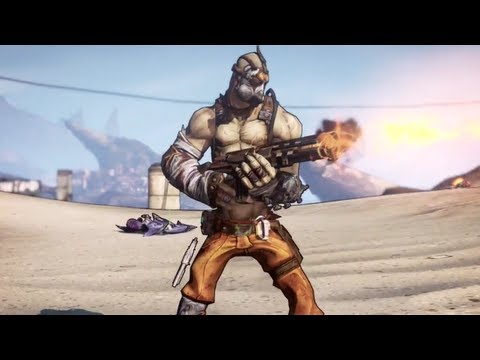 Borderlands 2: Psycho Pack - Launch Trailer