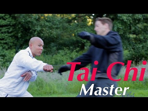 Real Combat Tai Chi Master - Lesson 4 attack the solar plexus