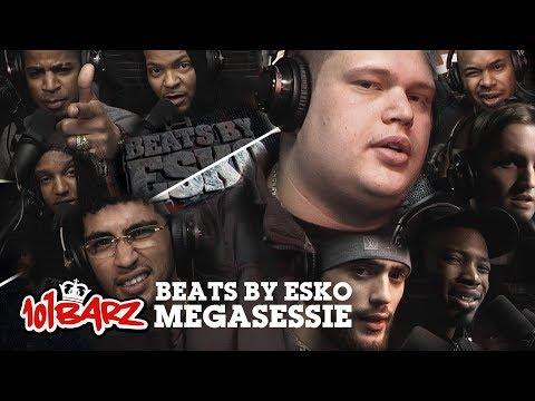 Beats by Esko - Megasessie - 101Barz | 101Barz
