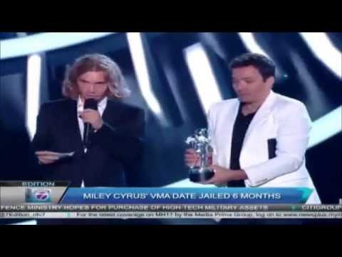 Jesse Helt | Miley Cyrus' VMA Date Jailed 6 Months