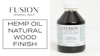 Tung Oil vs Hemp Oil