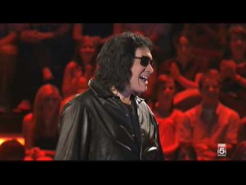 Gene Simmons on Are You Smarter Than A 5th Grader Video