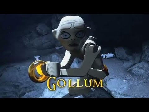Trailer del videojuego LEGO: The Lord of the Rings