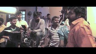 Making of Ennodu Vaa Song -Thirudan Police