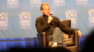 Carey Elwes at Planet Comicon 2015 in Kansas City, Missouri