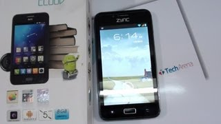 Zync Cloud Z5 Unboxing