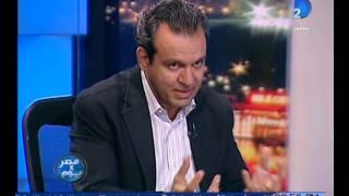 مصر فى يوم|  الموسيقار هشام جبر مع منى سلمان