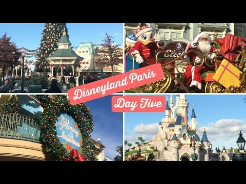 Disneyland Paris Vlog | Day Five