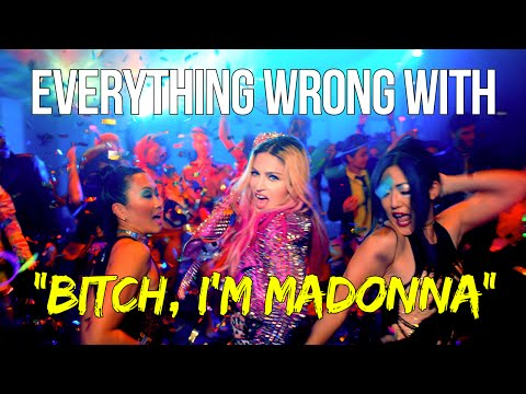 Everything Wrong with Madonna -