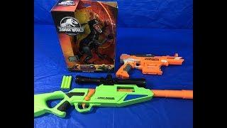 NEW Jurassic World Dinosaurs Toy Guns Box of Toys for Kids