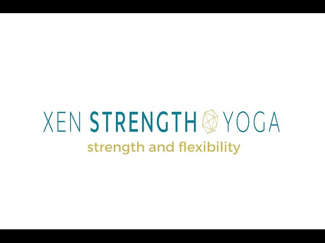 Xen Strength Yoga with weights for Strength and flexibility