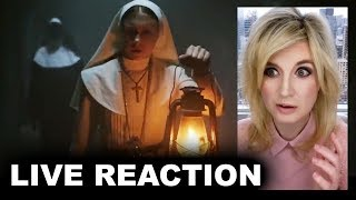 The Nun Trailer REACTION