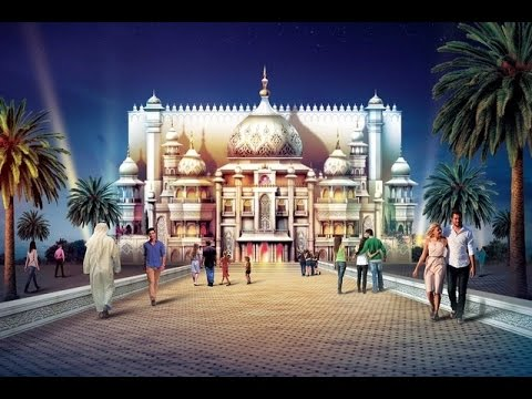 The World's First Bollywood Theme Park Is Coming in Dubai