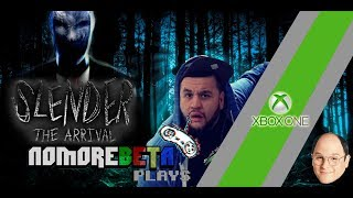 Slender George I Slender The Arrival Let's Play on Xbox One I No More Beta Plays