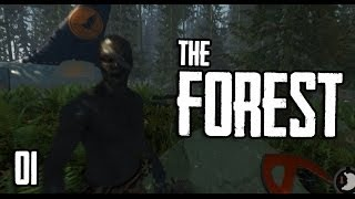 "The Forest Ep01 - ""Put Your Head Inbetween Your Legs..."""