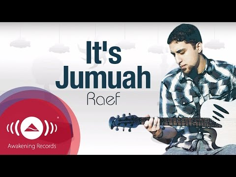 Raef - Its Jumuah (Animated Version) | Rebecca Black Cover