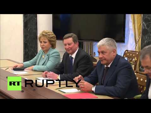 Russia: Security Council meets to discuss collapsing Geneva talks