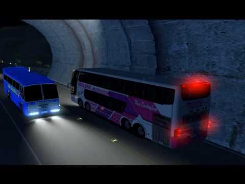 18 Wos Haulin Mod Bus Peru