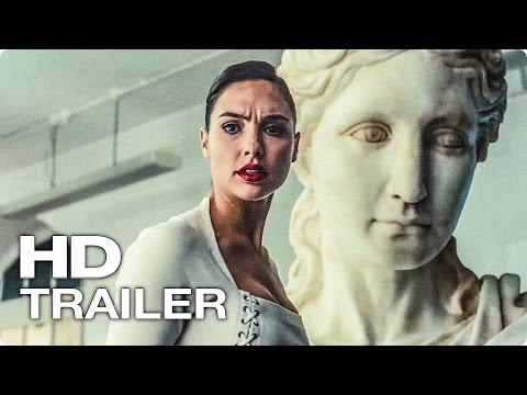 Чудо-женщина - Трейлер 3 (Русский) 2017