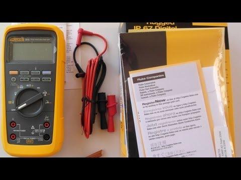 EEVblog #64 - Fluke 28 Series II Multimeter Review & Teardown