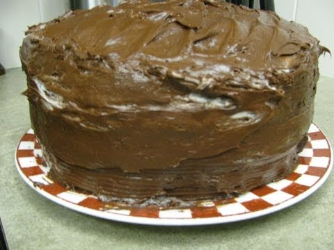 5 Layer Chocolate Chip Cake cheryls home cooking