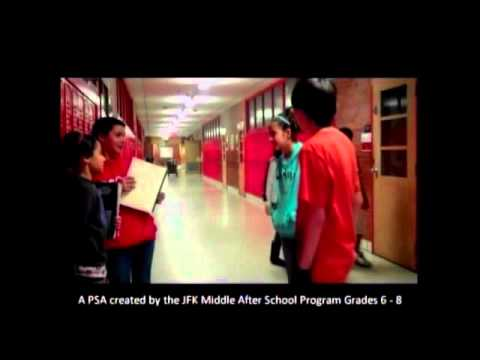 0 Sixth Grade Creates a PSA on Teen Dating Violence