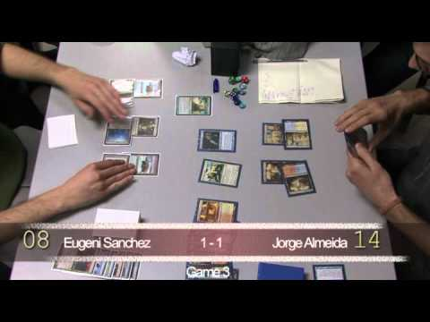 PTQ Barcelona Ingenio Final Modern MTG